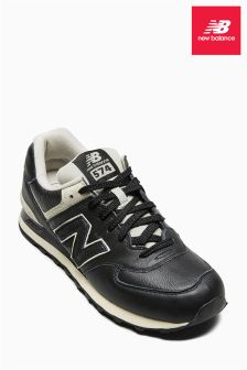 New Balance Black ML574