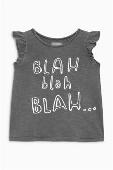 Slogan T-Shirt (3mths-6yrs)