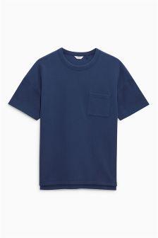 Textured Waffle T-Shirt