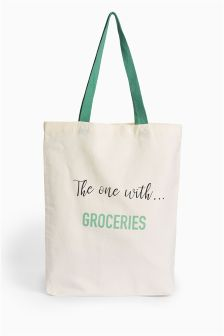 Groceries Shopper
