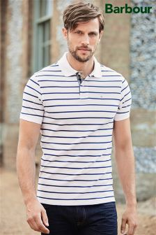 Barbour® Stripe Sports Polo