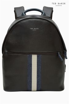 Ted Baker Brown Hawkz Backpack