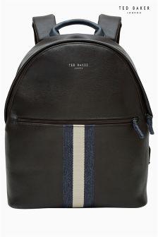 Ted Baker Brown Hawkz Backpack