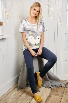 Fox Legging Pyjamas