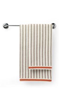 Natural Stripe Towel