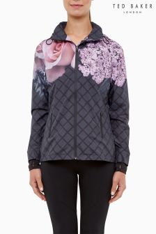 Ted Baker Black And Pink Butterfly Sports Jacket