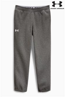 Dark Grey Under Armour Gym Storm Cuff Pant