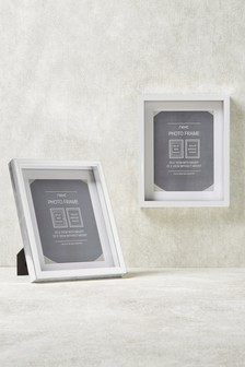 "Set Of 2 8 x 6"" Frames"