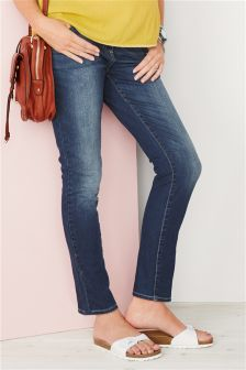 Under The Bump Cigarette Jeans