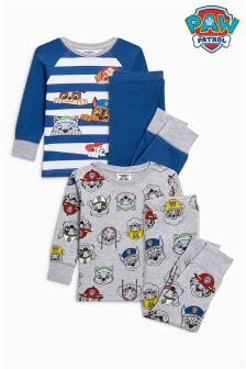 Paw Patrol Pyjamas Two Pack (12mths-7yrs)