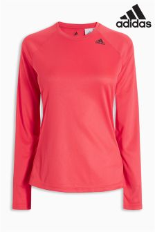 adidas Coral Long Sleeve Tee