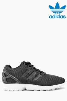 adidas Originals Black ZX Flux