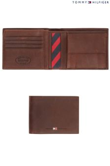 Brown Tommy Hilfiger Leather Wallet