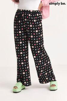 Ted Baker Navy Contrast Collar Poloshirt