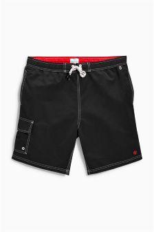 Cargo Swim Shorts