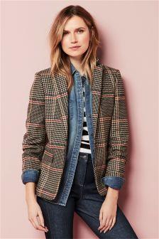 Herringbone Heritage Jacket