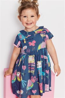 Print Dress (3mths-6yrs)