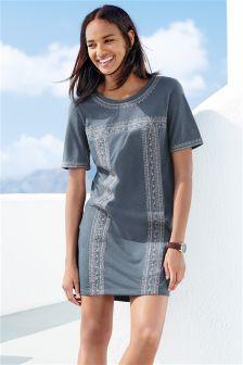 Stitch Detail Dress