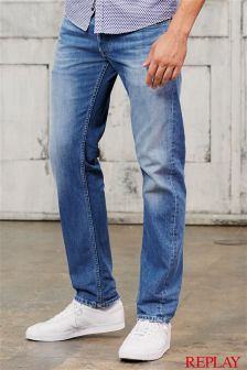 Replay® Grover Straight Fit Jean