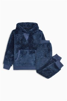 Fleece Two In One Set (3-16yrs)