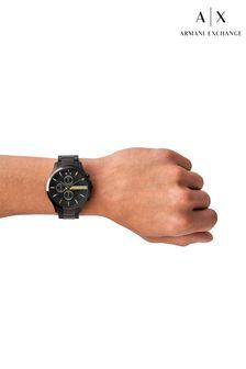 Black Armani Exchange IP Watch