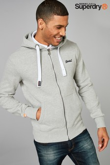Superdry Zip Through Hoody