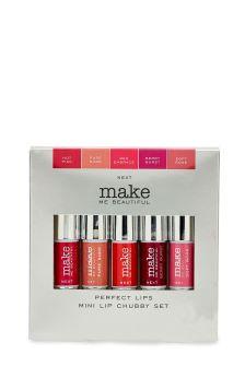 Make Me Beautiful Mini Lip Chubby Set