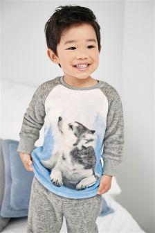 Husky Snuggle Fit Pyjamas (9mths-8yrs)