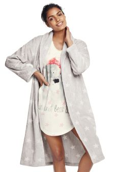 Grey Star Robe