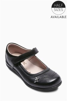 Butterfly Trim Shoes (Older Girls)