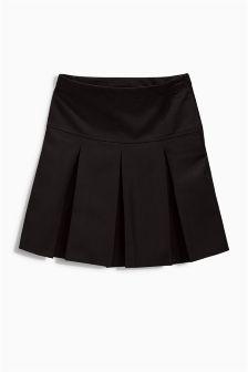 Longer Length Pleated Skirt (3-16yrs)