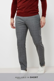 Fashion Skinny Fit Trousers