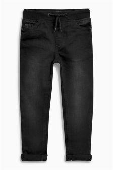 Rib Waist Jeans (3-16yrs)