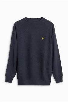Lyle & Scott Panel Jumper