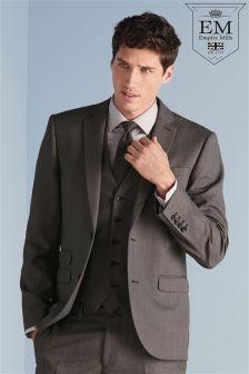 Birdseye Tailored Fit Suit