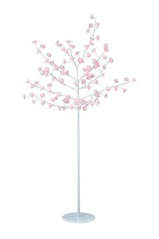 5FT Pink Rose Tree