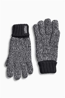 Thinsulate® Knitted Gloves (Older Boys)