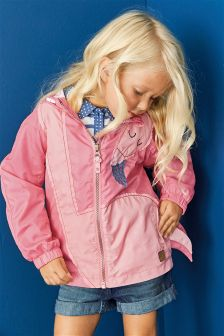 Pink Flamingo Cagoule (3mths-6yrs)