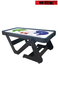 6ft Folding Air Hockey Table