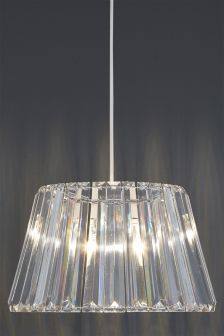 Leila Clear Easy Fit Pendant
