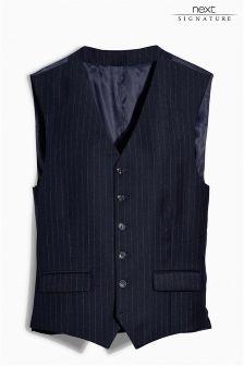 Signature Stripe Waistcoat