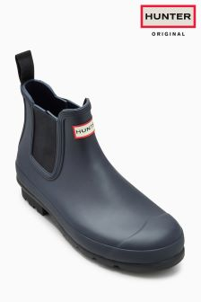 Hunter Original Midnight Chelsea Welly