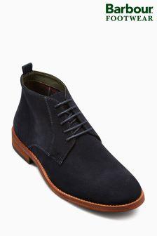 Barbour® Navy Benwell Chukka Boot