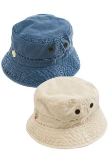 Fisherman's Hats Two Pack (Older Boys)