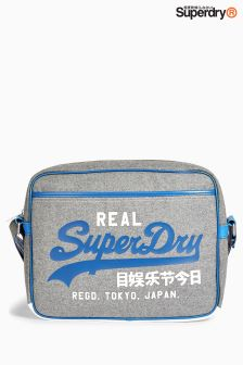 Superdry Marl Alumini Bag