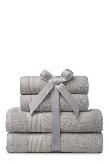 4 Piece Cotton Towel Bales