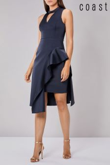 Coast Blue Carlotta Midi Dress
