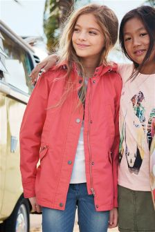 Coral Technical Jacket (3-16yrs)