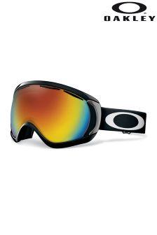 White Oakley® Canopy Snow Goggles