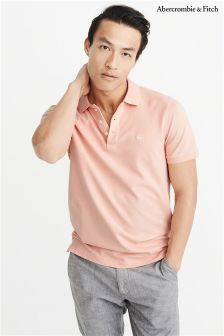 Abercrombie & Fitch Classic Poloshirt